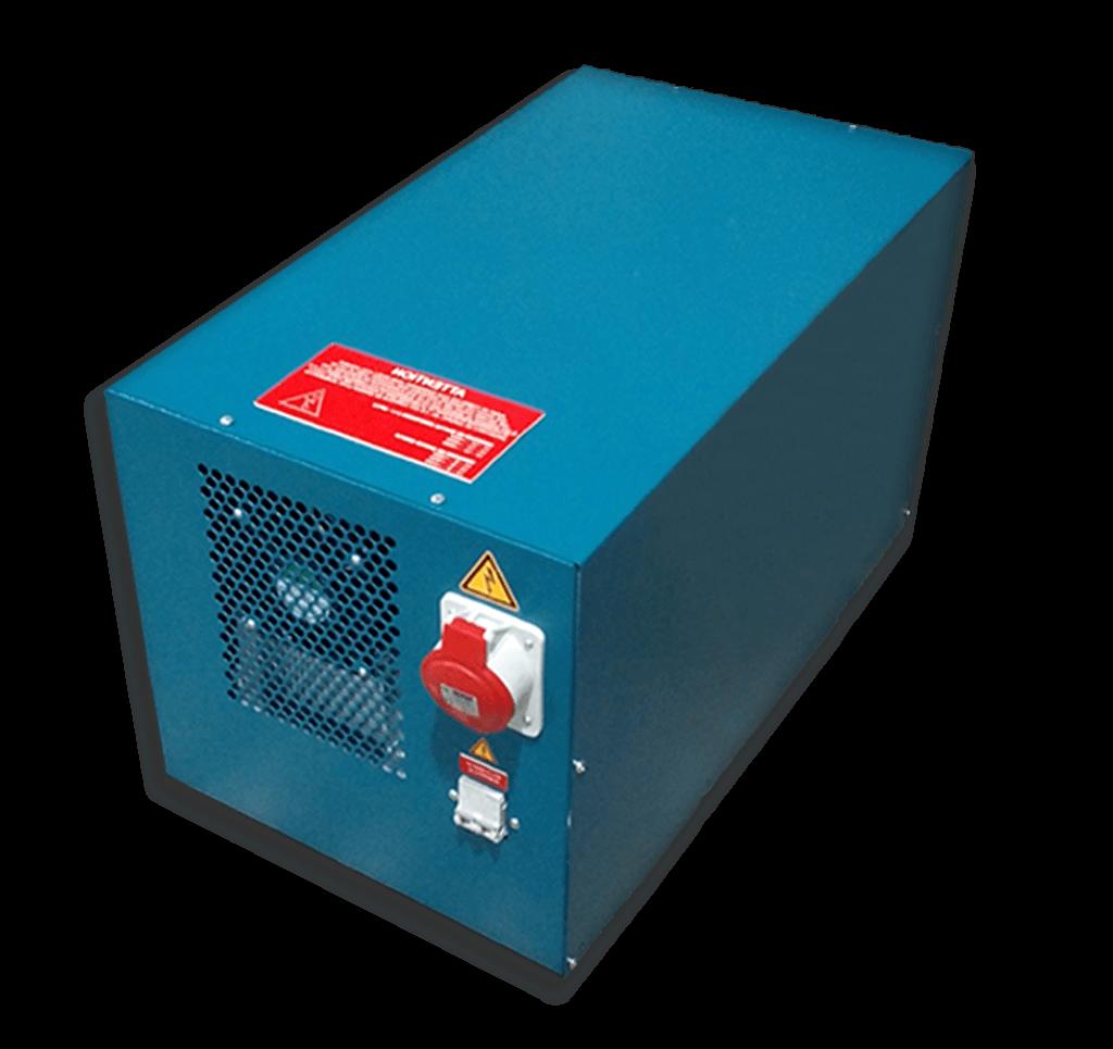 Single-phase to three-phase converter 4kW